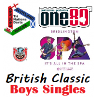British Classic Boys Singles 2021