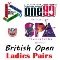 British Open Ladies Pairs 2021