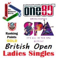 British Open Ladies Singles 2021